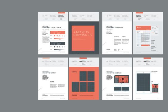 Brand Manual By Egotype On Envato Elements  Brochure