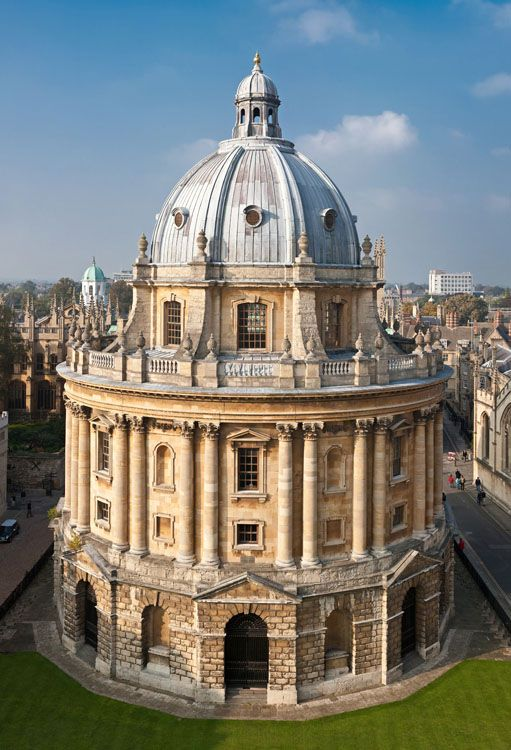 Bodleian Library, Oxford, UK. The Bodleian Library is the library of the University of Oxford. It was established in 1602, making it one of the oldest libraries in Europe.