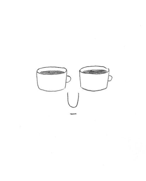 Matt Blease Two Coffees In
