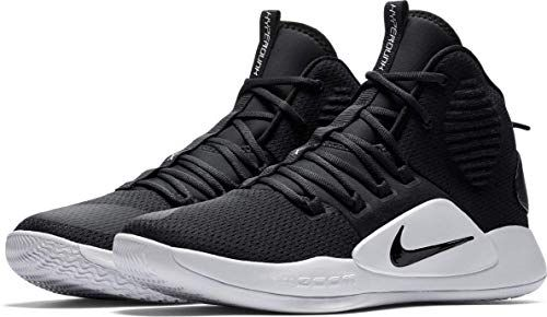 nike hyper dunks 2019 black and white