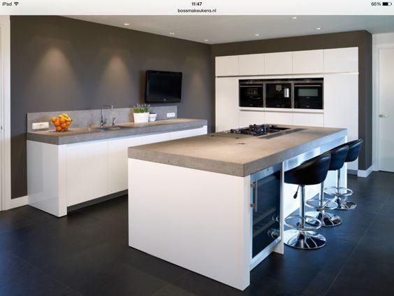 Beispiele für Küche ohne Griffe Nails Pinterest Kitchens - küche ohne griffe