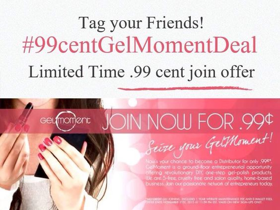 Check it out Ladies! You will Love it! www.cheryl.gelmoment.com