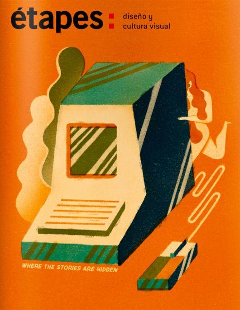 La revista de diseño con casa matriz en Francia dice adiós, al menos en su versión española. http://arcadiamediatica.com/libro/etapes-diseno-y-cultura-visual-17_15190