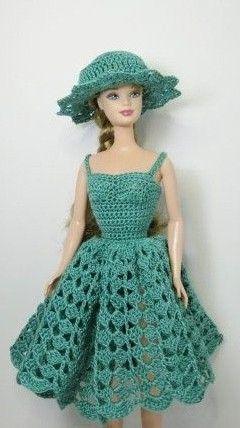 BArbie Crochet #BarbieDollsNew
