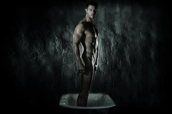 DAN FEUERRIEGEL from Spartacus
