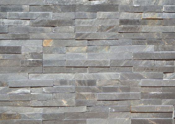 decorative stone walls exterior - Google Search | Tsmc Landscape ...