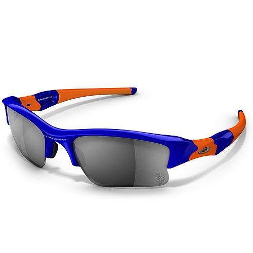 oakley glasses york  new york mets mlb flak jacket? xlj sunglasses by oakley mlb shop