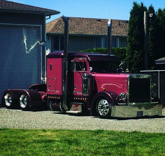 Peterbilt custom 379 | Big Trucks | Pinterest | Posts and ...