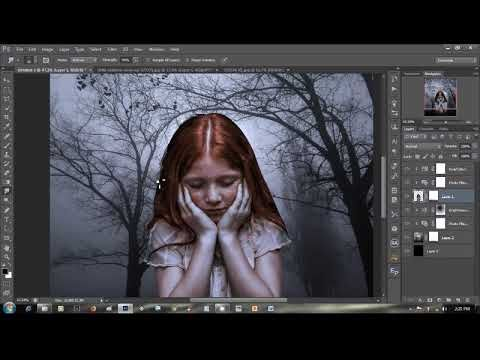 Photo Manipulation Ardi Lycans Youtube Photoshop Video Tutorials Photoshop Manipulation Photoshop Tutorial Manipulation