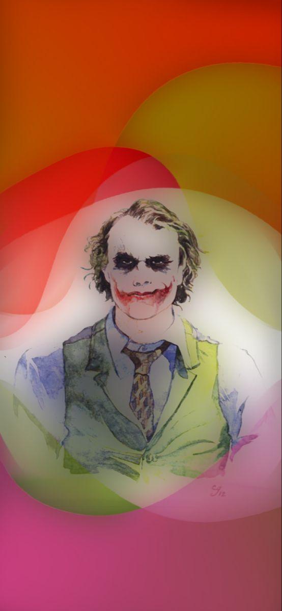 خلفية الجوكر In 2020 Art Anime Joker