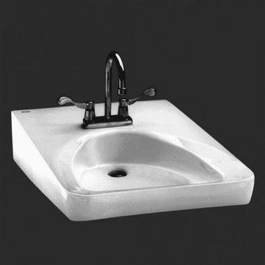 American Standard Ada Compliant Wall Mount Sink 9140 0