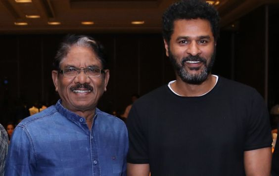 """Prabhu Deva!! You're the Treasure of India"" – Director Bharathiraja"