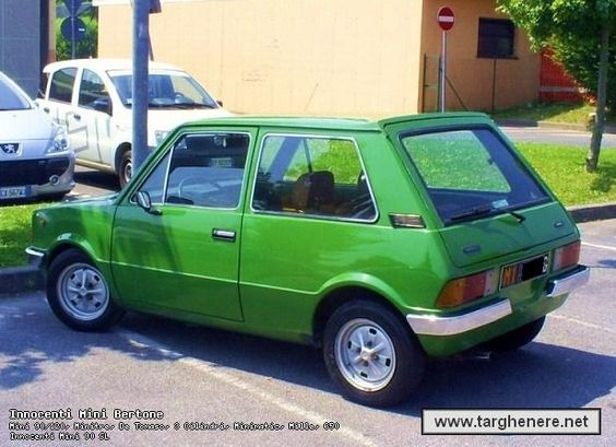 Innocenti Sl Innocenti Mini Pinterest