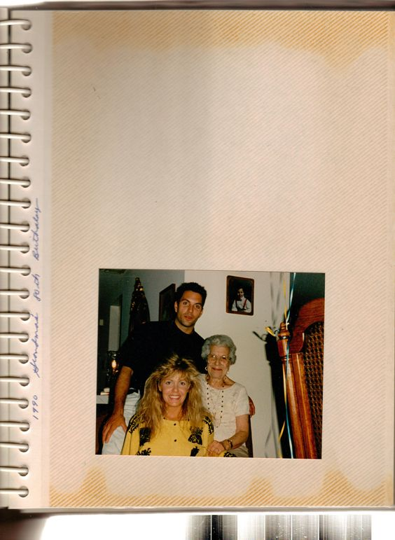 Thomas, Josephine, Katie 1990