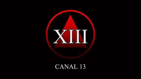 CANAL XIII - Desmoronar (Lyric Video Oficial)