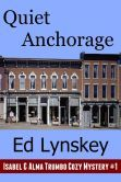Quiet Anchorage: An Isabel and Alma Trumbo Cozy Mystery from Barnes & Noble for Nook fans. #cozymystery