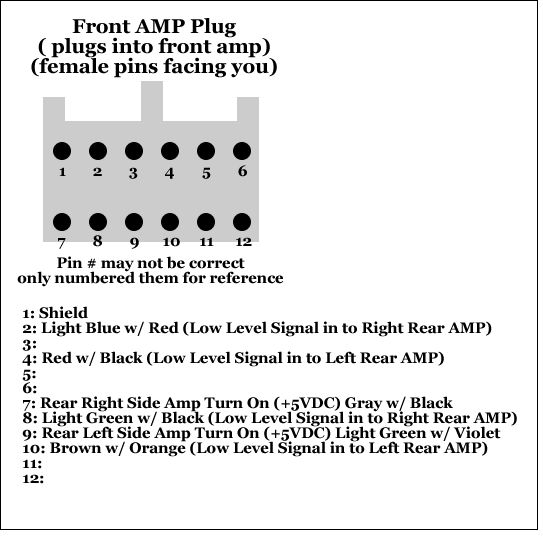 Mach 460 1000 Audio Upgrade, 2004 Mustang Mach Stereo Wiring Diagram