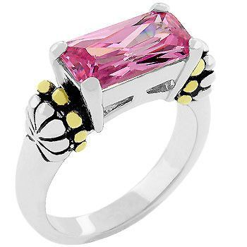 Christine's Pink Ice Ring (size: 05)