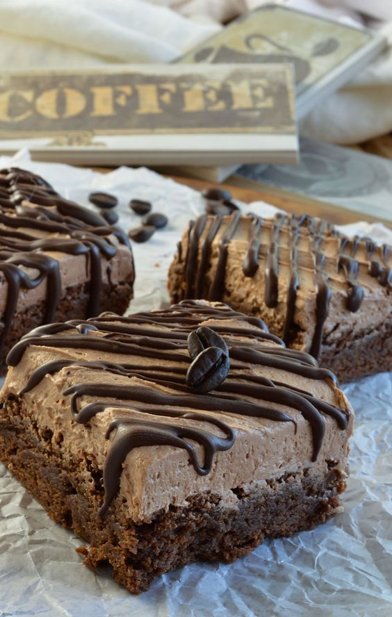 Brownies are the perfect chocolate dessert! Fudgy chocolate brownies ...