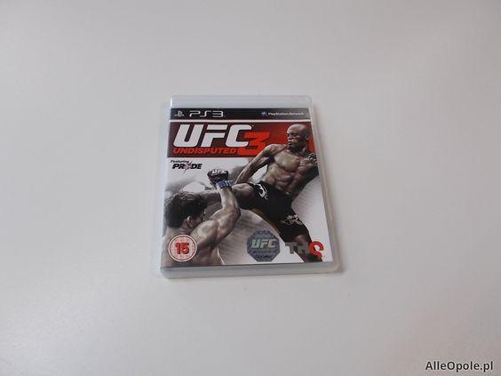 UFC Undisputed 3 - GRA Ps3 - Opole 0441 (Opole)
