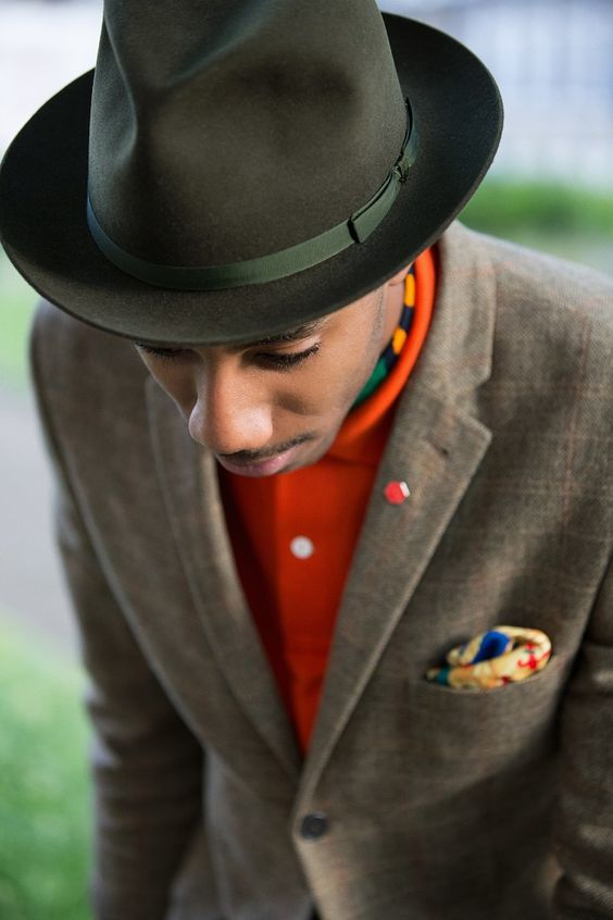 A Guide to Men's Hats by La Touche for Menswear Style. In this men's hat guide 4 types of men's hats from the Trilby to the Fedora are discussed.