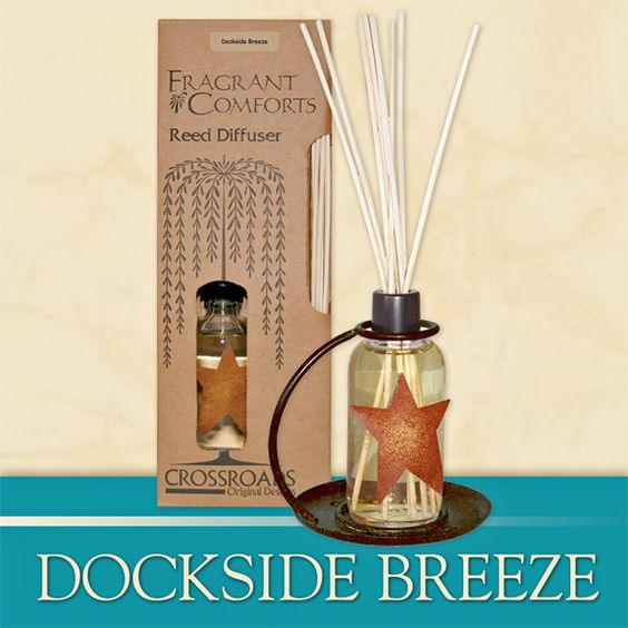 Reed Diffusers - Kruenpeeper Creek Country Gifts