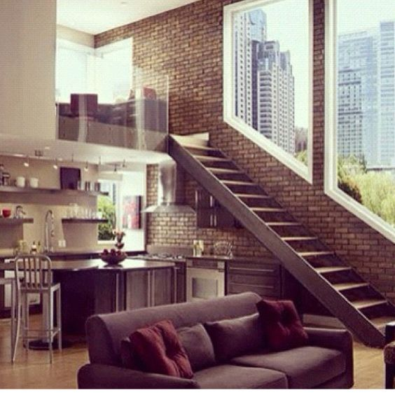 future apartment in the place I'll live for the rest of my life...New York City.