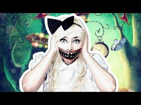 Disfraz De Alicia En El País De Las Maravillas Halloween 2019 Alice In Wonderland Maquillaje Youtube Alicia Disfraz Halloween Maquillaje Youtube