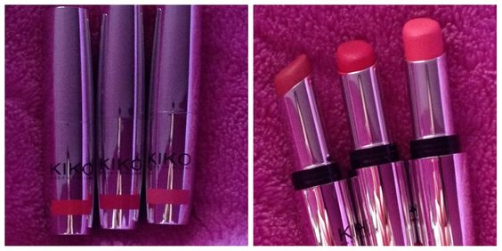 lipstick Kiko: