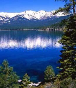 Lake Tahoe, California (bt)