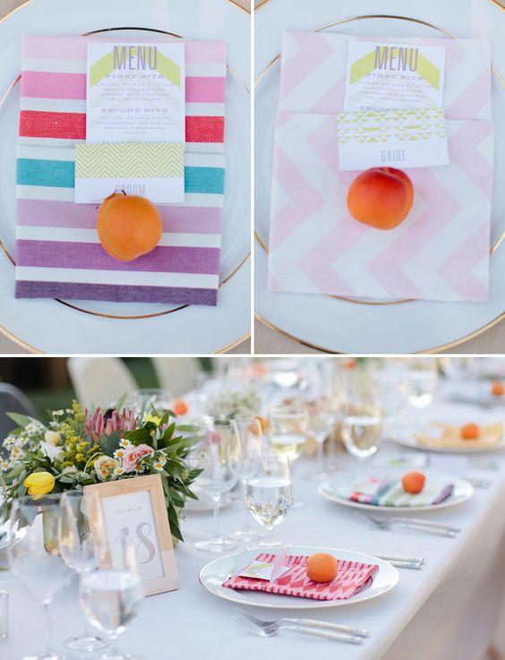 Peach Farm Wedding: Christie + Greg