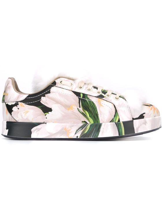 """Dolce & Gabbana Zapatillas """"portofino"""" - Luisa Boutique - Farfetch.com"""