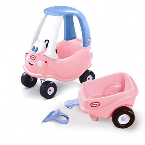 Pinterest the world s catalog of ideas - Little tikes cozy coupe pink ...