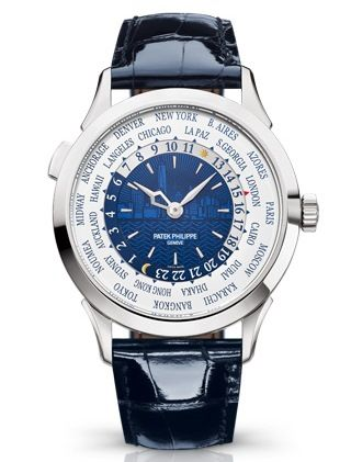 Patek Philippe World Time Ref. 5230 New York 2017 Special Edition