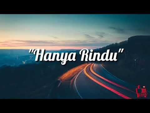 Andmesh Hanya Rindu Lirik Cover Youtube Di 2020 Lirik Lagu Gambar