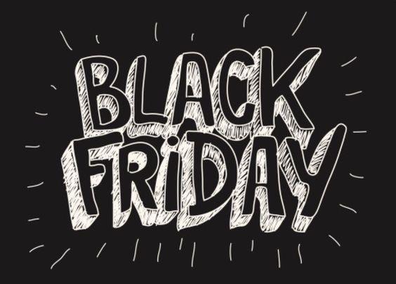 Ahorra comprando el Black Friday - Ahorradoras.com