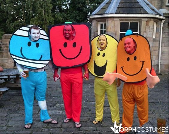 Group Fancy Dress Ideas For Hen Party: Fancy Dress Costume Inspiration: Turn All The Attention On