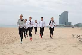 Risultati immagini per corsa sulla spiaggia