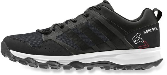 Adidas Male Kanadia 7 Trail Gtx Trail-Running Shoes - Men's