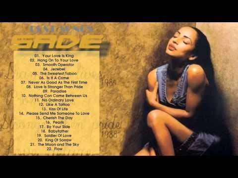 Sade's Greatest Hits (Full Album HD) || Best Songs Of Sade | Full ...