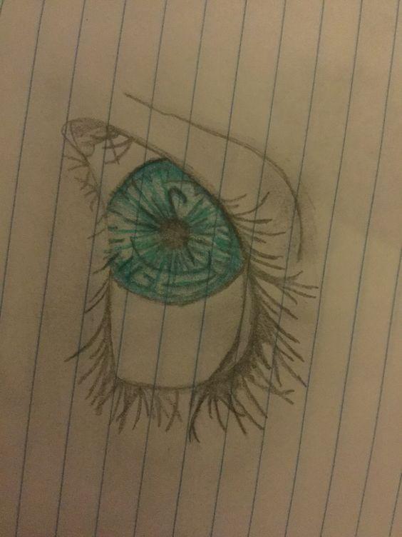 Turquoise Eye <3
