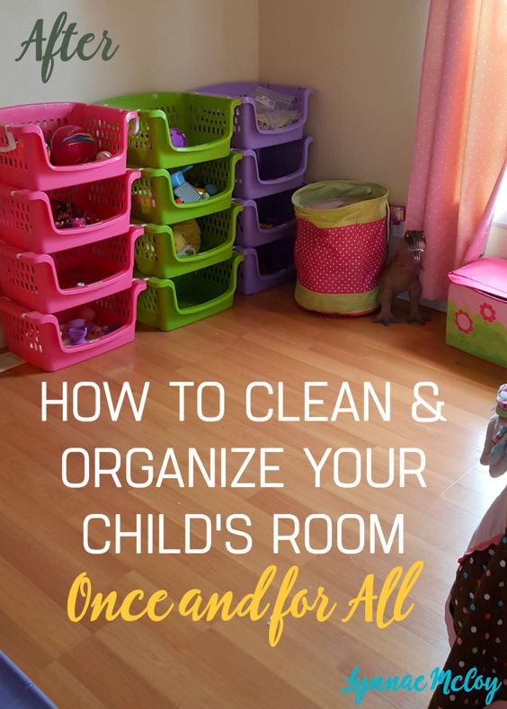 How to clean and organize your kid 39 s room and keep it that way code for child room and it is for How to organize toys in living room