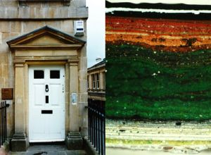royal crescent paint layers