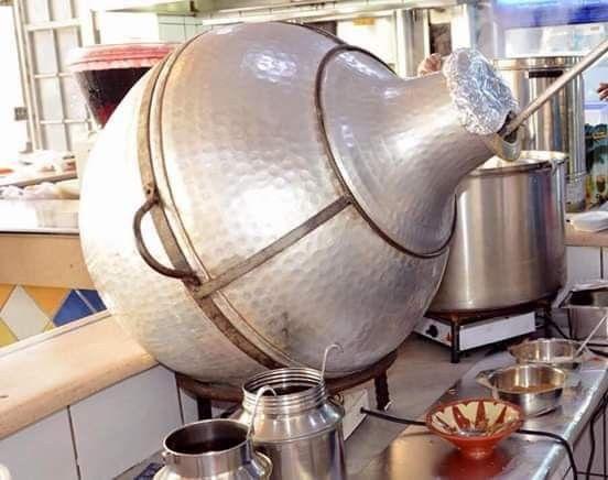 جرة الفول Falafel Kitchen Appliances Kitchen