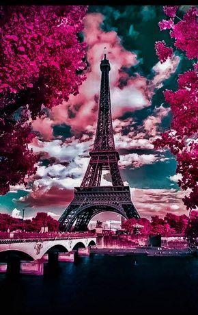 Best Wallpaper Celular Whatsapp Paris 55 Ideas 2020 Eyfel Kulesi Paris Fransa Galaxy Wallpaper