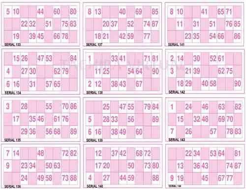 300 Cartones De Bingo Tipo Casino Listos Para Imprimir Bingo Para Imprimir Cartones De Bingo Cartas De Bingo