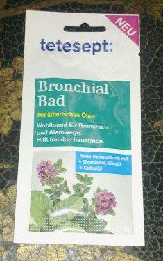 tetesept - bronchial bad