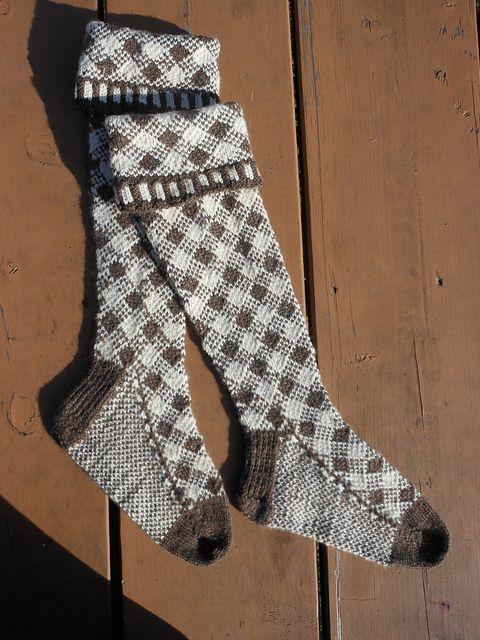 Free Knitting Pattern For Kilt Socks : Ravelry: dinsdale5s Shepherds Plaid Kilt Hose-free ...