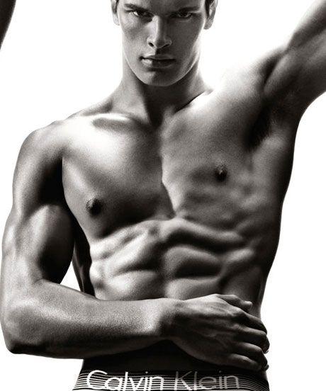 Calvin Klein Male Models