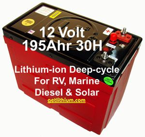 Click Here For Details On This Lithium Ion High Performance Battery Recreational Vehicles Rv Travel Trailers Travel Trailer